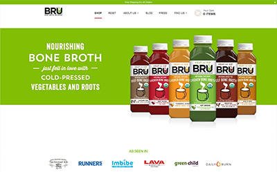 Bru Broth